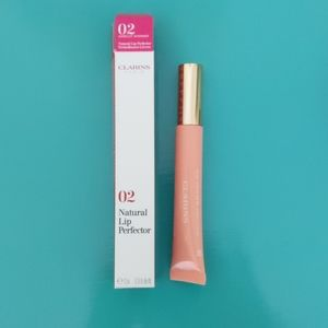 Clarins Natural Lip Perfector in Apricot Shimmer